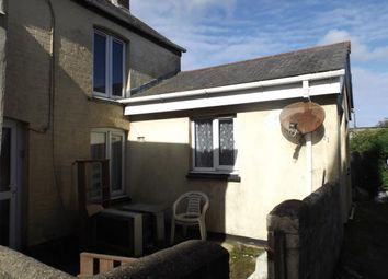 Thumbnail 1 bed end terrace house for sale in Camborne, Cornwall