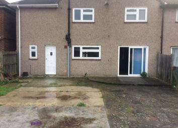 Thumbnail 4 bed terraced house to rent in Sugden Way, Barking