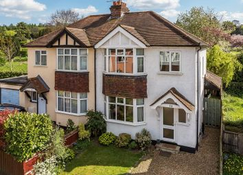 Thumbnail 3 bed semi-detached house for sale in Deepdene Vale, Dorking