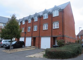 Thumbnail 4 bed end terrace house for sale in Oake Woods, Gillingham