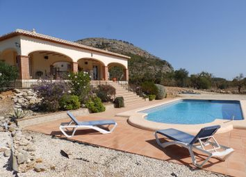 Thumbnail 3 bed villa for sale in Murla, Alicante, Spain