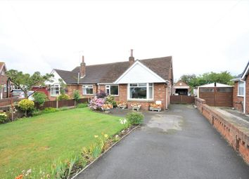 Thumbnail 2 bed semi-detached bungalow for sale in Salwick Place, St Annes, Lytham St Annes, Lancashire