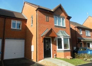 Thumbnail 3 bed semi-detached house to rent in Beavers Brook Close, Leamington Spa