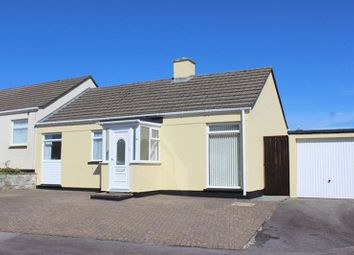 Thumbnail 2 bed bungalow for sale in Wedgewood Road, Boscoppa, St. Austell