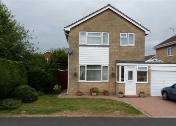 Thumbnail 3 bedroom link-detached house for sale in Canford Close, Swindon