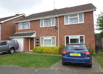 Thumbnail 5 bed detached house for sale in Heatherset Way, Red Lodge, Bury St. Edmunds