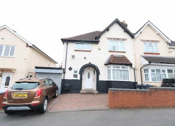 Thumbnail 3 bed semi-detached house for sale in Grafton Road, Handsworth, West Midlands