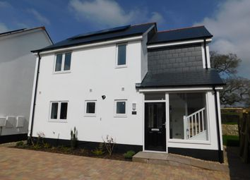 Thumbnail 4 bed detached house for sale in Whitford Road, Musbury, Axminster