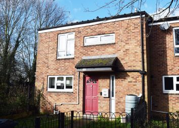 Thumbnail 3 bedroom end terrace house for sale in Buckminster Place, Peterborough