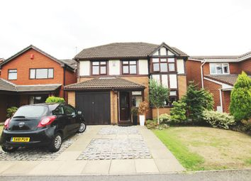 Thumbnail 4 bed detached house for sale in Springfield Park, Haydock, St Helens