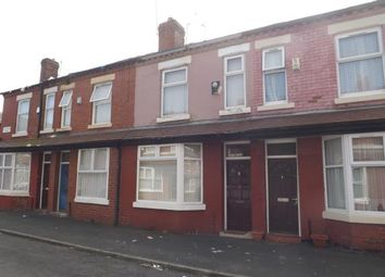 Thumbnail 3 bed terraced house for sale in Cadogan Street, Manchester, Greater Manchester