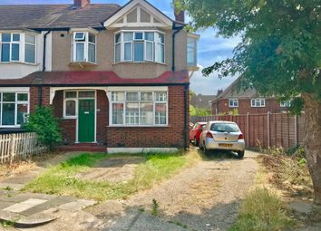 Thumbnail 3 bed end terrace house for sale in Brook Close, London