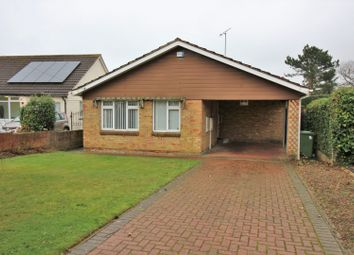 Thumbnail 3 bed detached bungalow for sale in Kings Road, Basildon