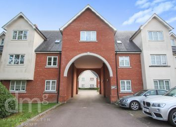 Thumbnail 2 bed flat for sale in Vicarage Court, Shrub End Road, Colchester, Essex