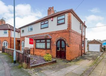 Thumbnail 3 bed semi-detached house for sale in Tregew Place, Silverdale, Newcastle Under Lyme, Staffs
