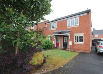 Thumbnail 2 bedroom semi-detached house for sale in Cranehouse Road, Kingstanding, Birmingham