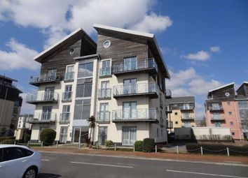 Thumbnail 2 bed flat to rent in Amorella House, Glanfa Dafydd, Barry Waterfront