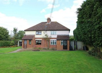 Thumbnail 2 bed semi-detached house to rent in West Green Road, Hartley Wintney, Hook
