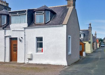 Thumbnail 2 bed semi-detached house for sale in Aird Street, Portsoy, Banff