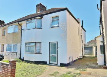 Thumbnail 4 bedroom semi-detached house for sale in Avondale Road, Welling, Kent