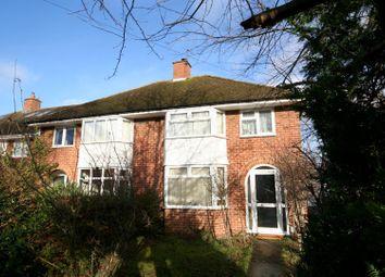 Thumbnail 3 bedroom property for sale in Ashlong Road, Headington, Oxford