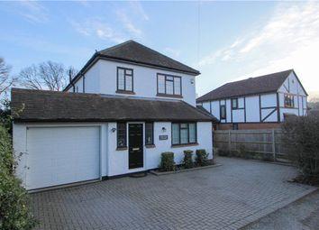 Thumbnail 4 bed detached house for sale in Chapel Lane, Bagshot, Surrey
