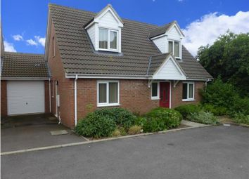 Thumbnail 3 bedroom detached house to rent in School Close, Lakenheath, Brandon