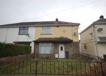 2 bed semi-detached house for sale in Pen Y Bont Terrace, Crynant, Neath SA10