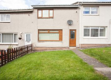 Thumbnail 2 bed terraced house for sale in Ruthven Lane, Coatbridge, Lanarkshire