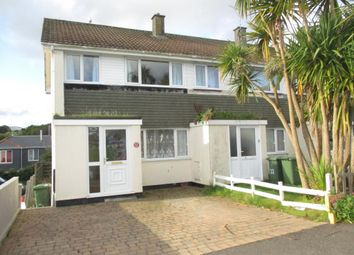 Thumbnail 3 bed end terrace house for sale in Garth An Creet, St. Ives, Cornwall