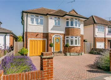 Thumbnail 4 bed detached house for sale in Broomfield Road, Sevenoaks, Kent