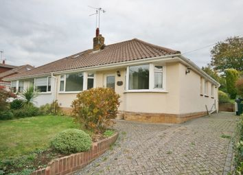 Thumbnail 2 bed semi-detached bungalow to rent in Eley Drive, Rottingdean, Brighton