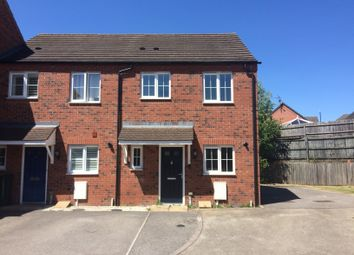 Thumbnail 3 bed end terrace house for sale in Martley Close, Coventry