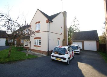 Thumbnail 4 bed detached house to rent in Saunders Meadow, Collingbourne Ducis, Marlborough