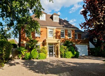 Thumbnail 5 bed property to rent in Ashley Park Avenue, Ashley Park, Walton On Thames, Surrey
