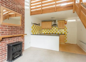 Thumbnail 1 bed terraced house for sale in Firvale Road, Chesterfield, Derbyshire