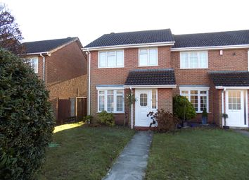 Thumbnail 3 bed terraced house for sale in Wedgewood Close, Holbury