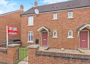 Thumbnail 3 bed semi-detached house for sale in Coltishall Close, Quedgeley, Gloucester, Gloucestershire