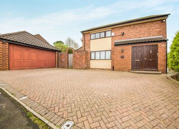 Thumbnail 3 bed detached house for sale in Lord Derby Road, Hyde