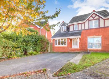 4 bed detached house for sale in Cae Gwynn Close, Morda, Oswestry SY10