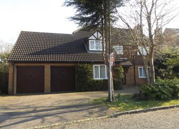 Thumbnail 4 bedroom property to rent in Little Meadow, Loughton, Milton Keynes