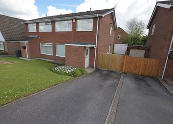 Thumbnail 3 bed semi-detached house to rent in Highfield Way, Ripley, Derbyshire
