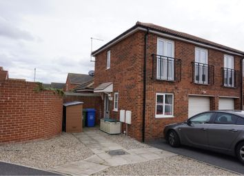 Thumbnail 2 bed maisonette for sale in Roxburgh Close, Whitley Bay