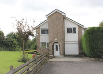 Thumbnail 3 bed detached house for sale in Balmalloch Road, Kilsyth, Kilsyth