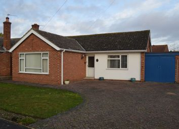 Thumbnail 3 bed detached bungalow for sale in The Grove, Welton, Lincoln
