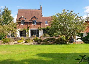 Goathurst Common, Ide Hill, Sevenoaks, Kent TN14. 4 bed detached house for sale