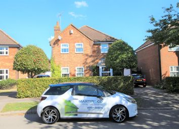 Thumbnail 4 bed detached house for sale in Kingsley Court, Welwyn Garden City