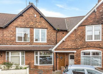 Thumbnail 3 bedroom terraced house for sale in Olympia Crescent, Selby