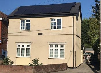 Thumbnail 3 bedroom detached house for sale in Haynes Road, Westbury, Wiltshire