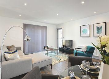 Thumbnail 2 bedroom flat for sale in Eden Road, Dunton Green, Sevenoaks